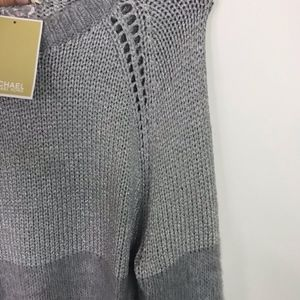 Michael Kors Sweaters - Michael Kors NWT gray sweater size small